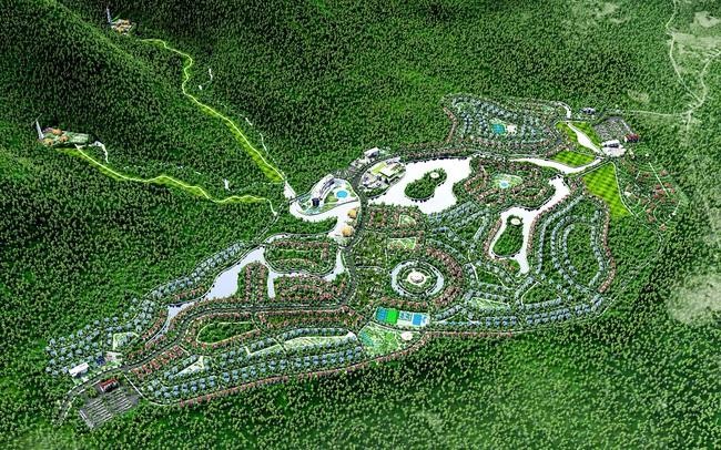 Trường Giang tổ chức lễ công bố quy hoạch dự án khu du lịch nghỉ dưỡng Ao Giời – Suối Tiên