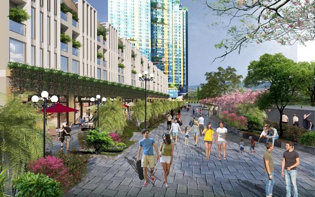 Shophouse Thanh Thủy thu hút dòng vốn đầu tư cuối năm 2019