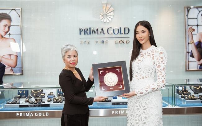 Prima Art đồng hành cùng Hoàng Thùy chinh phục Miss Universe 2019