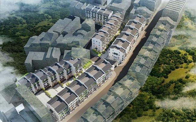 Starlandlink độc quyền phân phối Shophouse dự án Sun Plaza Cau May