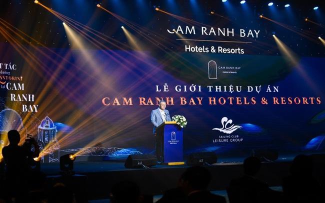Cam Ranh Bay Hotels & Resorts tung hàng loạt ưu đãi trong ngày ra mắt thị trường