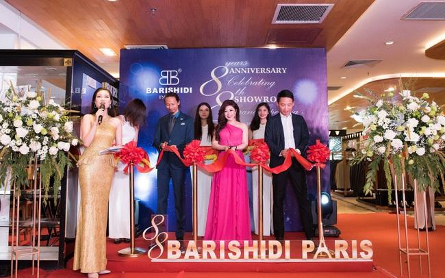 Barishidi Paris - 8 năm một hành trình
