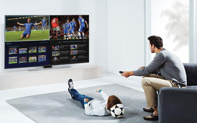SmartTV lên ngôi, đến thời soi xem TV nào nhiều ứng dụng nhất