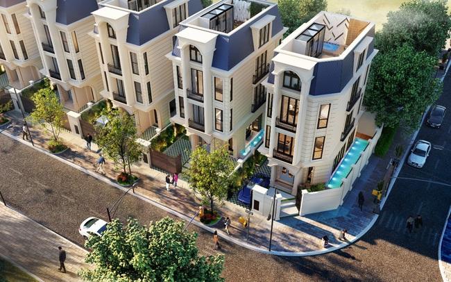 Cơ hội sở hữu 18 căn biệt thự đắt giá tại Q2 Thảo Điền