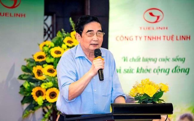 Tuệ Linh tưng bừng kỷ niệm 10 năm ra đời TPBVSK Giải độc gan Tuệ Linh