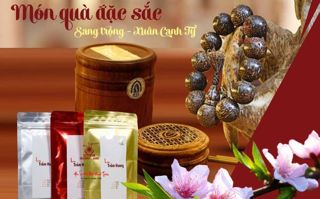 Trầm Hương- Món quà đặc sắc, sang trọng xuân Canh Tý
