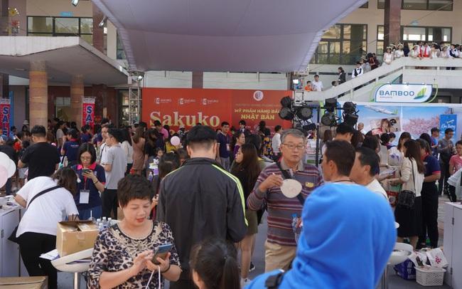 Ngày hội Văn hóa & Tiêu dùng Nhật Bản Japan Festa 2019 điểm hẹn hấp dẫn các doanh nghiệp Nhật Bản và người tiêu dùng dịp cuối năm