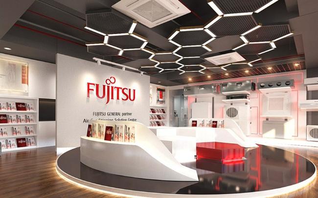 Thương hiệu máy điều hòa Fujitsu chính thức có mặt tại Việt Nam