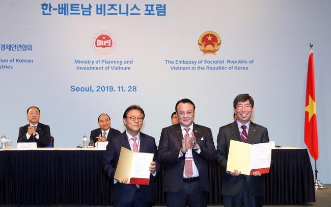 Tập đoàn Tân Hoàng Minh bắt tay với Hàn Quốc xây dựng khu đô thị thông minh trị giá 3,5 tỷ USD tại Chương Mỹ