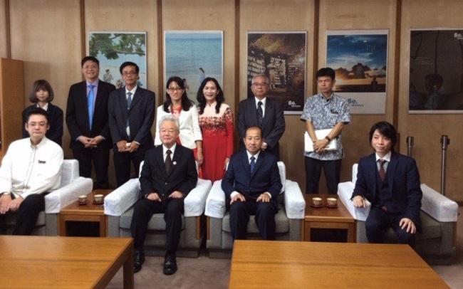 Tích cực thực hiện việc kết nối giữa tỉnh Đồng Tháp và tỉnh Okinawa, Nhật Bản
