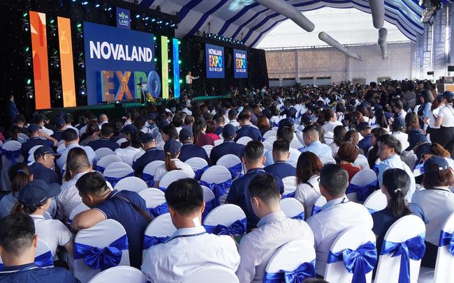 Chính thức khai mạc triển lãm BĐS ấn tượng – Novaland Expo 12/2019