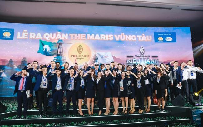 Siêu phẩm nghỉ dưỡng giải trí The Maris Vũng Tàu thu hút đông đảo chuyên viên môi giới chuyên nghiệp