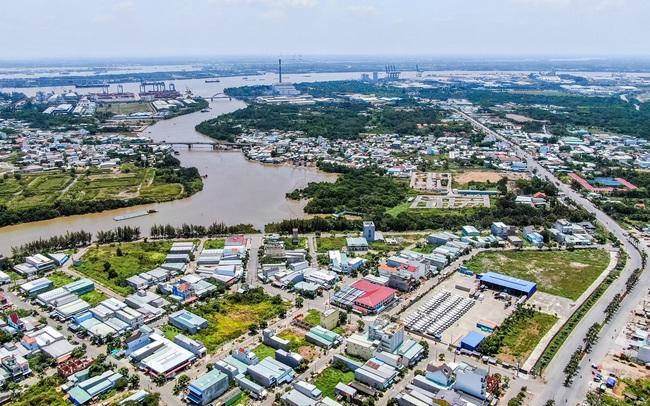Đô thị cảng, khu công nghiệp tăng hấp lực cho đất nền liền kề