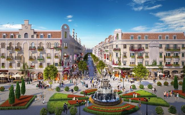 Shophouse Europe ưu đãi tài chính dịp cuối năm