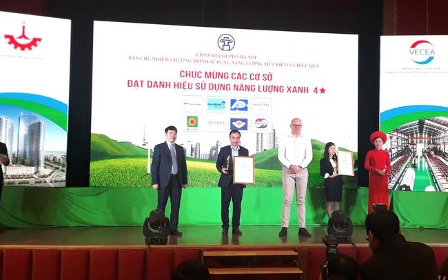 Siêu thị MM Mega Market Thăng Long đạt danh hiệu Năng lượng xanh nhờ áp dụng giải pháp quản lý năng lượng sạch