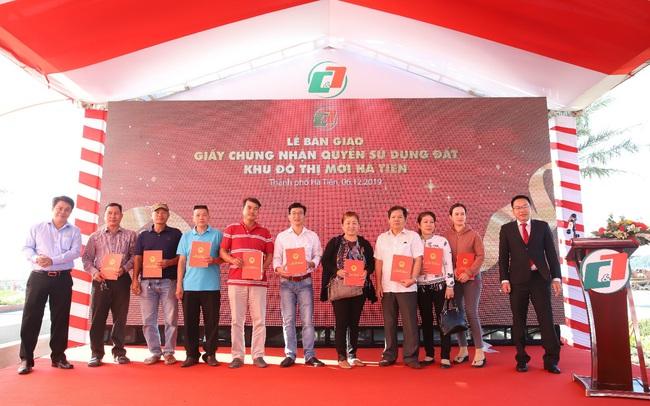 Tổ hợp thương mại Ha Tien Centroria chinh phục khách hàng với pháp lý minh bạch, hạ tầng hiện hữu