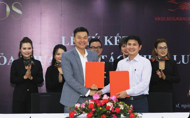 Lễ ký kết thỏa thuận hợp tác chiến lược giữa VASS và KOS