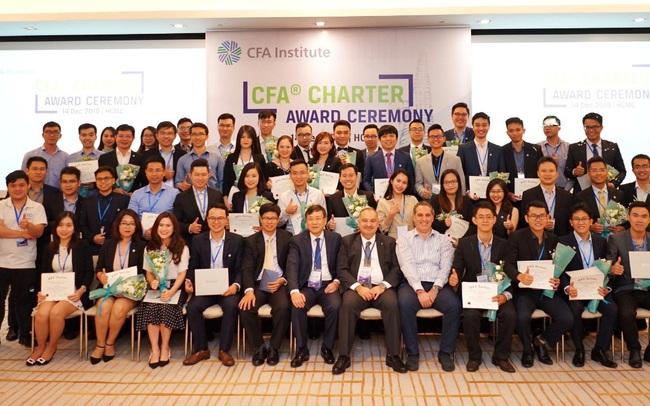 Lễ vinh danh CFA® Charterholder lần thứ 11 tại Việt Nam