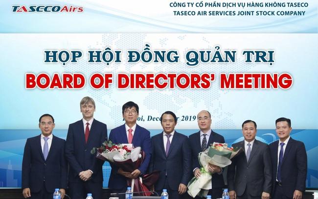 Taseco Airs tăng cường sức mạnh quản trị với việc bầu bổ sung thêm 2 thành viên HĐQT