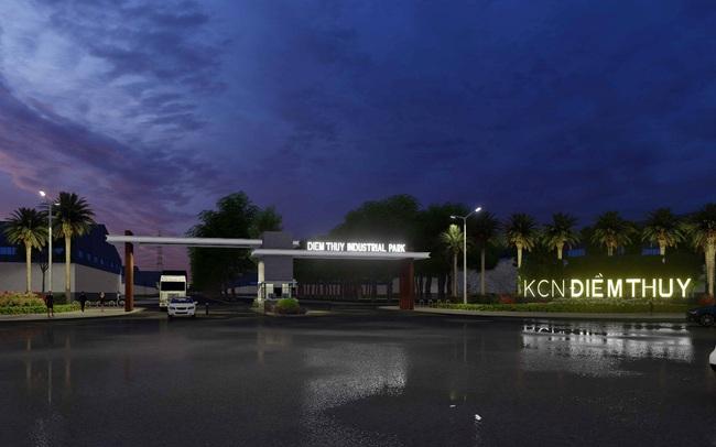 KCN Apec Điềm Thụy – Điểm dừng chân của nhà đầu tư đến Thái Nguyên