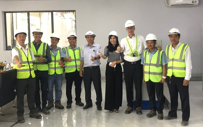 DDG đầu tư dự án cung cấp nhiệt Nhà máy bia Heineken Việt Nam - Vũng Tàu
