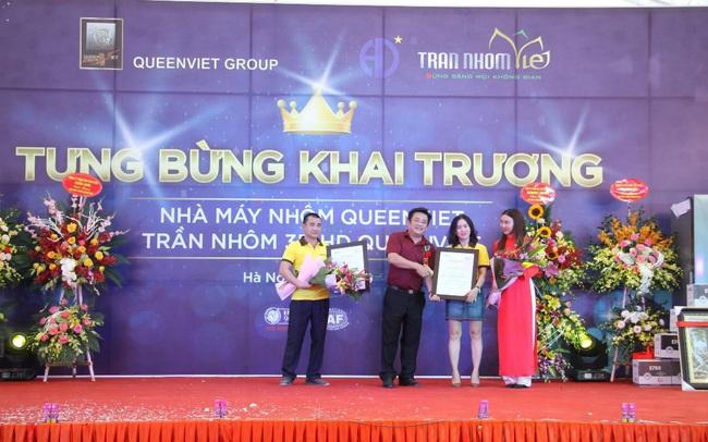 Bỏ học giữa chừng, từ cô thợ hàn thành giám đốc Nhà máy nhôm chất lượng hàng đầu Việt Nam