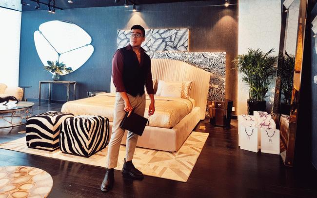 Lấn sân mảng nội thất, Shark Khoa chọn đầu tư vào Puzzle Studio của CEO 9x