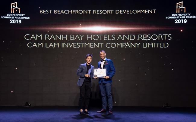"Cam Ranh Bay Hotels & Resorts lập ""hat trick"" tại Dot Property 2019"