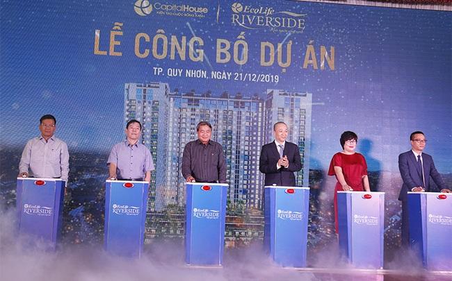 Capital House công bố dự án căn hộ chuẩn xanh quốc tế tại Quy Nhơn