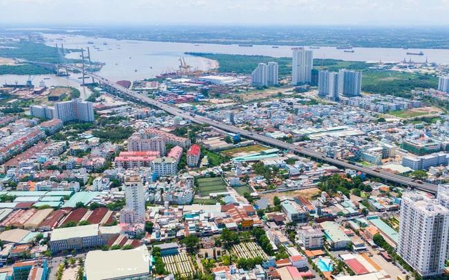 Điều gì khiến Đào Trí được mệnh danh là cung đường ven sông đẹp và tiềm năng bậc nhất Sài Gòn?