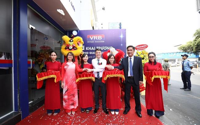 Ngân hàng Liên doanh Việt – Nga (VRB) khai trương phòng giao dịch Phú Nhuận tại TP. Hồ Chí Minh