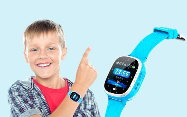 Cha mẹ vì sao nên mua đồng hồ định vị cho con?