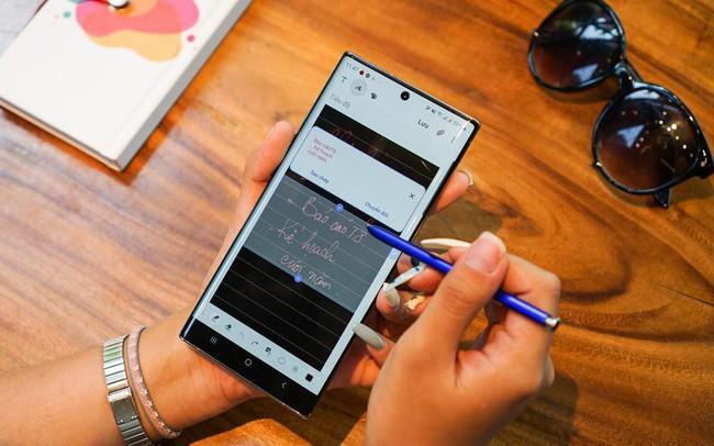 Thị trường cần nhiều hơn những chiếc smartphone như Galaxy Note10