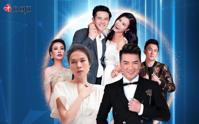 DOJI tiếp tục nằm trong top 5 doanh nghiệp tư nhân lớn nhất Việt Nam 10 năm liên tiếp