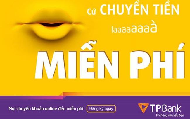 Ngân hàng tiên phong tại Việt Nam miễn toàn bộ phí chuyển tiền và rút tiền trên toàn hệ thống