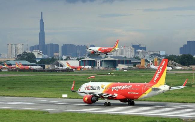 Vietjet lặng lẽ tăng trưởng vượt trội, bất chấp những ồn ào của thị trường hàng không