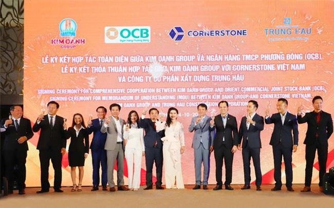 Ba đối tác lớn đồng hành cùng Kim Oanh Group