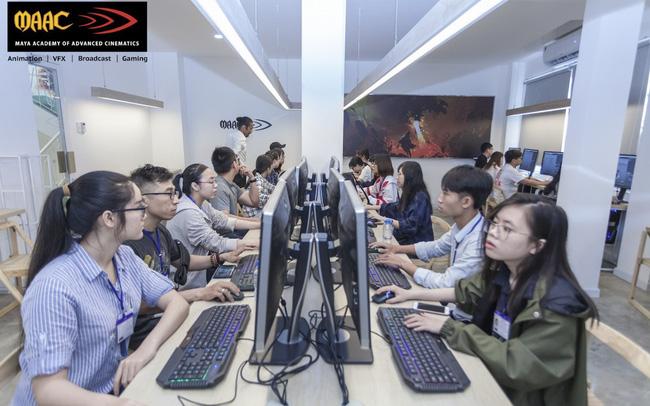 Học viện MAAC sắp ra mắt tại Việt Nam – Lựa chọn mới cho các bạn trẻ đam mê VFX và 3D Animation