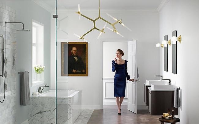 Gợi ý cho bạn cách nâng cấp phòng tắm dễ dàng lại hợp túi tiền