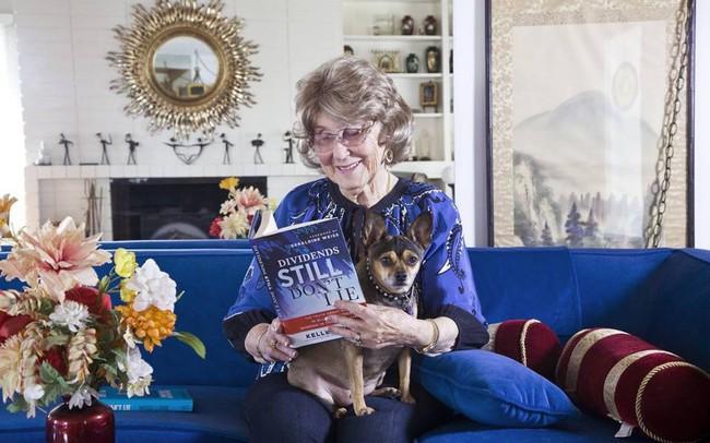 [Quy tắc đầu tư vàng] Nữ huyền thoại Geraldine Weiss – bí quyết đầu tư hiệu quả mà không cần đến đặt cược rủi ro