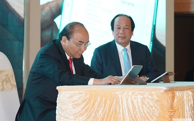 Cơ quan nhà nước không giấy tờ văn bản, mỗi năm Việt Nam tiết kiệm được trên 1.200 tỷ đồng