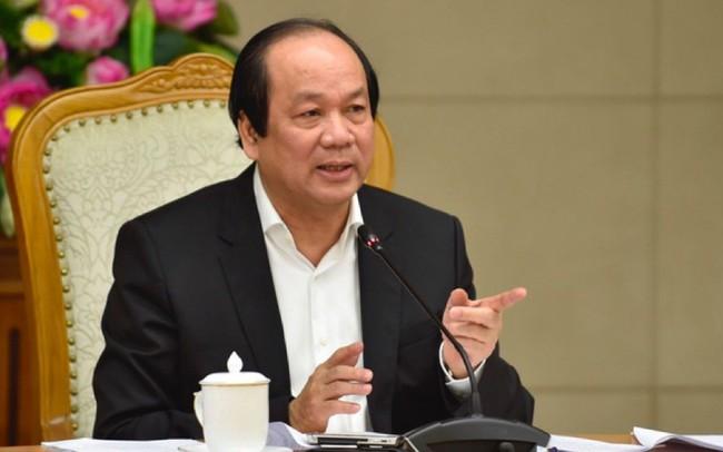 Bộ trưởng Mai Tiến Dũng: Văn phòng không giấy tờ sẽ giúp giải quyết nạn tham nhũng vặt!