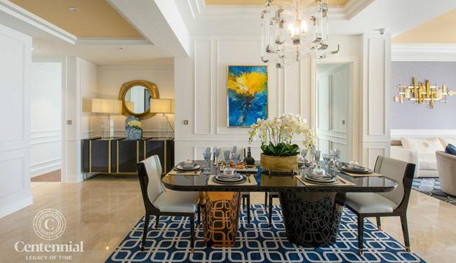 Alpha King ra mắt dự án căn hộ hạng sang Centennial tại Ba Son, TP. HCM