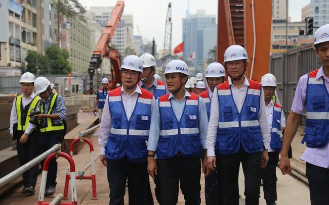 Dự án tuyến Metro số 1 Bến Thành - Suối Tiên vận hành thử nghiệm vào năm 2020