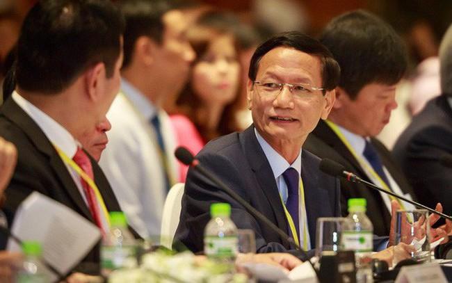 Ông Vũ Văn Tiền muốn đầu tư dự án trung tâm logistics và bến cảng Cái Mép Hạ trị giá hơn 30.000 tỷ đồng