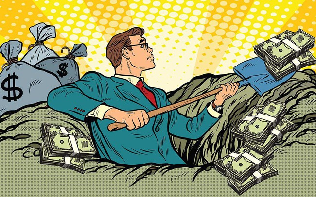 80% tài sản thế giới nằm trong tay 1% dân số giàu có bậc nhất và tất cả họ đều có chung lối tư duy thành công này