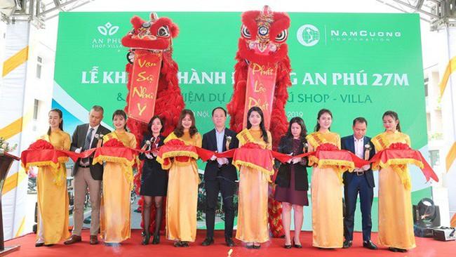 Tuyến đường 27m khánh thành hỗ trợ tích cực cho hoạt động kinh doanh tại An Phú Shop–villa