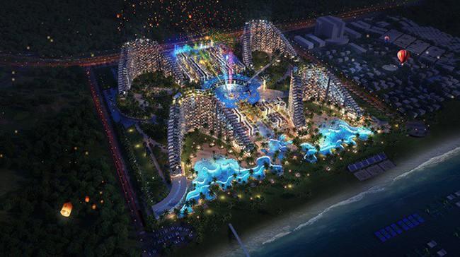 Shop villas The Arena – Khu Phố mua sắm sầm uất tại Cam Ranh