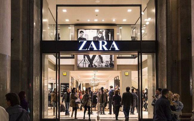 Chiến lược thống lĩnh ngành thời trang phân khúc hàng hiệu bình dân của ZARA