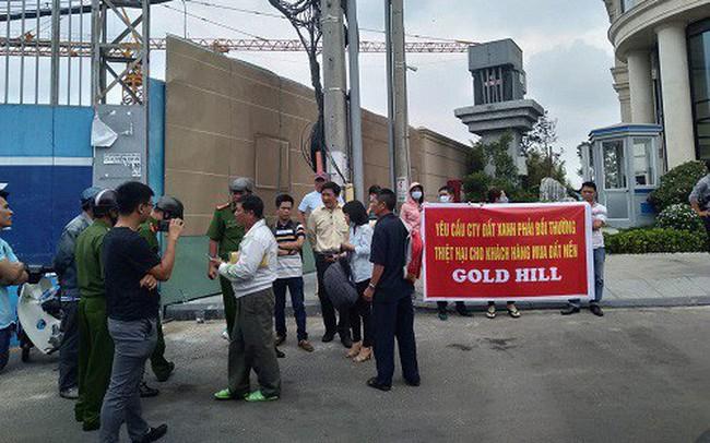 Dự án Gold Hill gần 3 năm chưa được cấp sổ đỏ, chủ đầu tư nói gì?